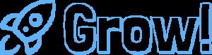 Grow! logo