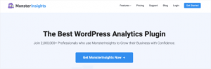 monsterinsights analytics công cụ marketing automation