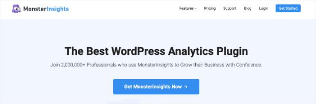 monsterinsights analytics