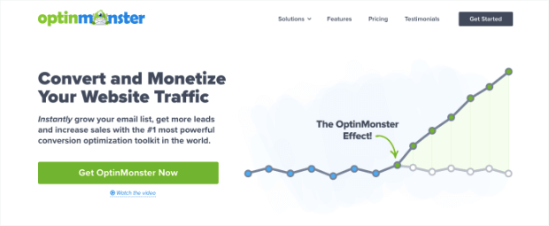 optinmonster lead