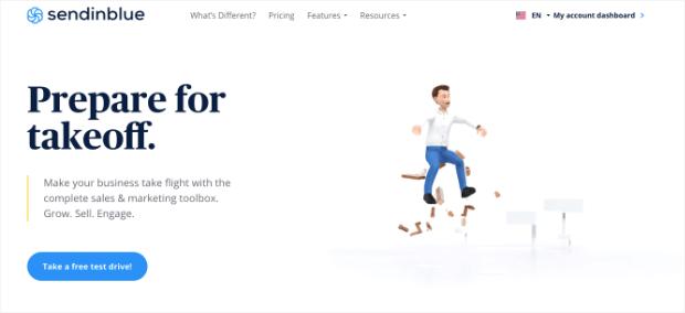 sendinblue marketing automation tool